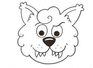 Maestra de Infantil: Los tres cerditos y el lobo.