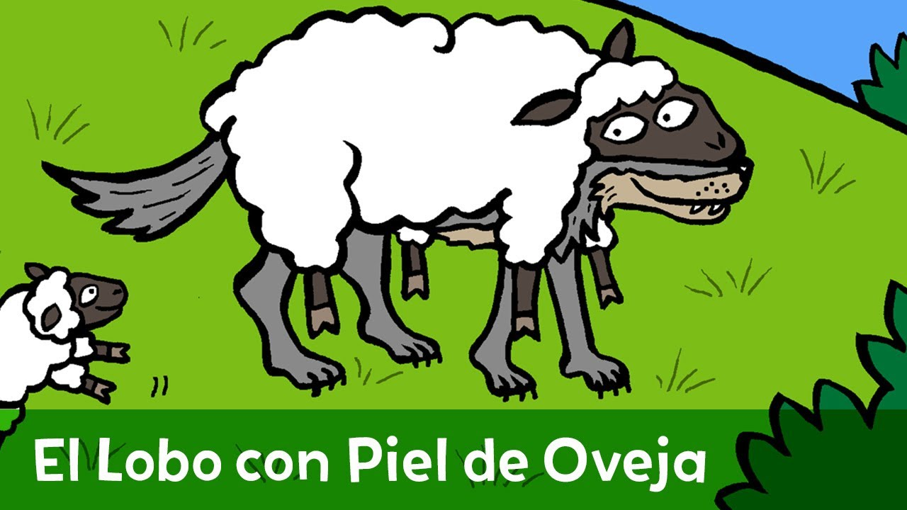 El Lobo con Piel de Oveja.
