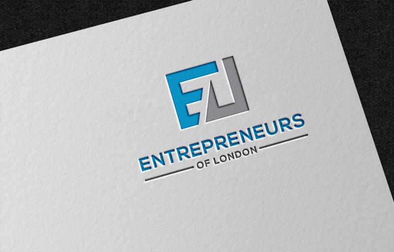 Entry #103 by alltimedesign for Logo Design EL Logo.