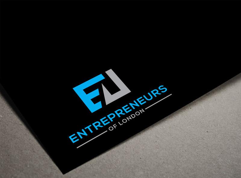Entry #106 by alltimedesign for Logo Design EL Logo.