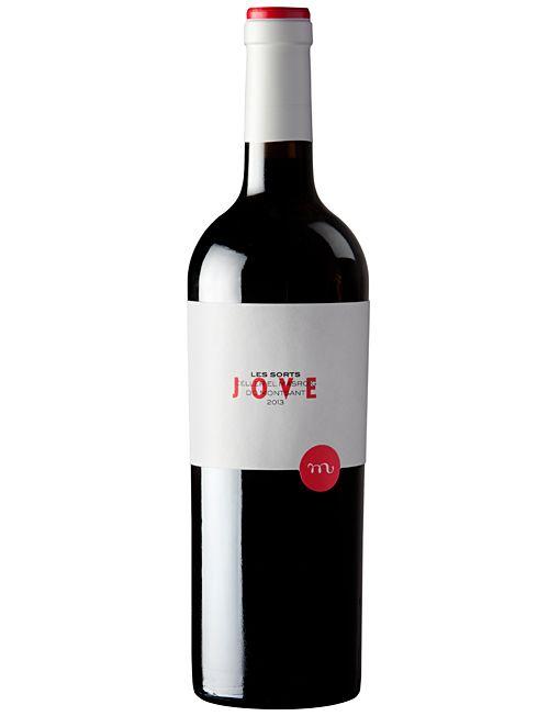 Les Sorts Jove 2015 Celler El Masroig kaufen im Weinversand.