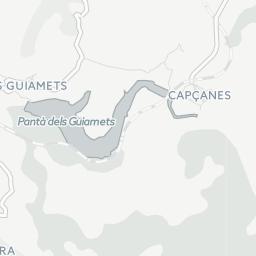 Mapa turístico de El Masroig : Plano de El Masroig.