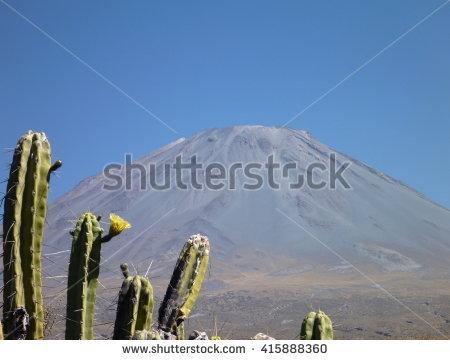 El Misti Stock Photos, Images, & Pictures.