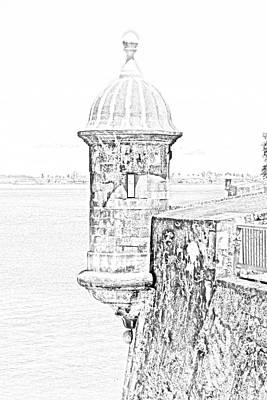 Spectacular Castillo San Felipe Del Morro Art (Page #2 of 4.