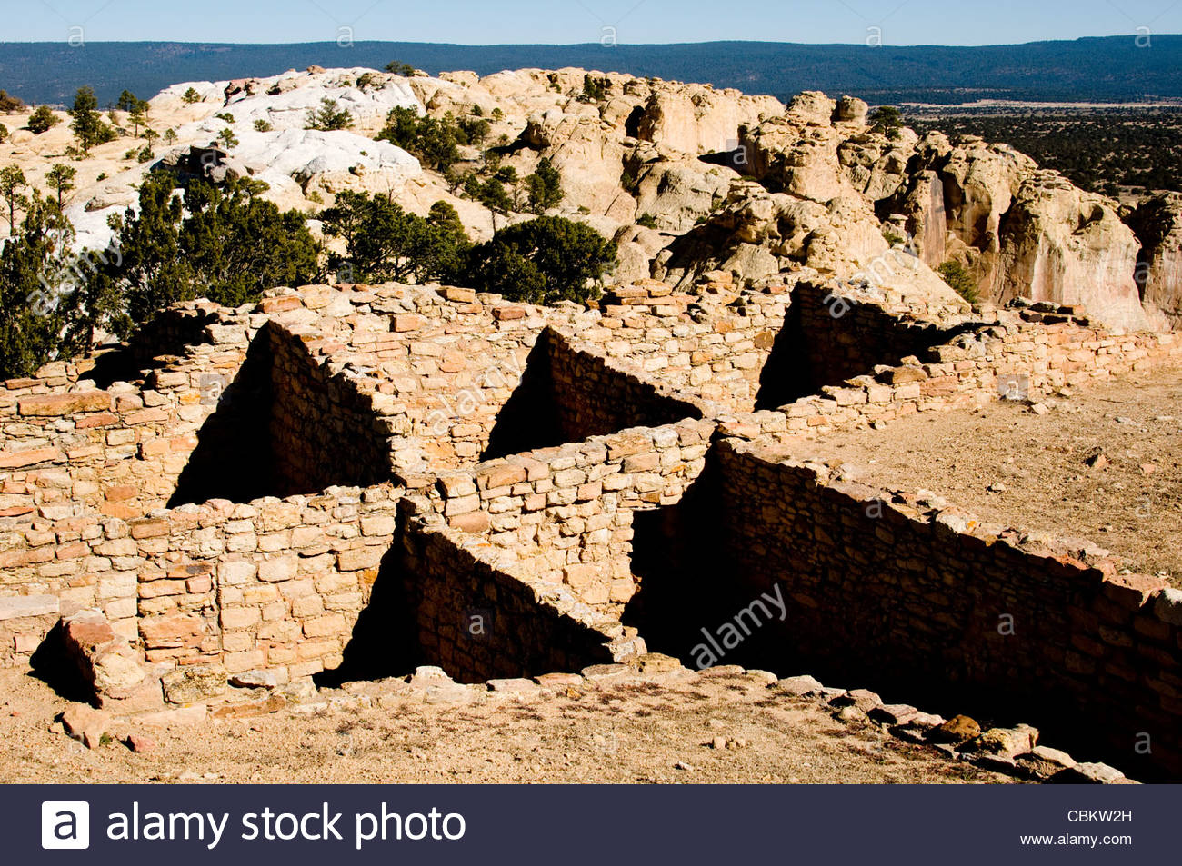 The Zuni Indians Of New Mexico Stock Photo, Royalty Free Image.
