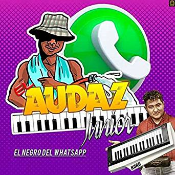 El Negro Del Whatsapp by El Audaz Junior on Amazon Music.