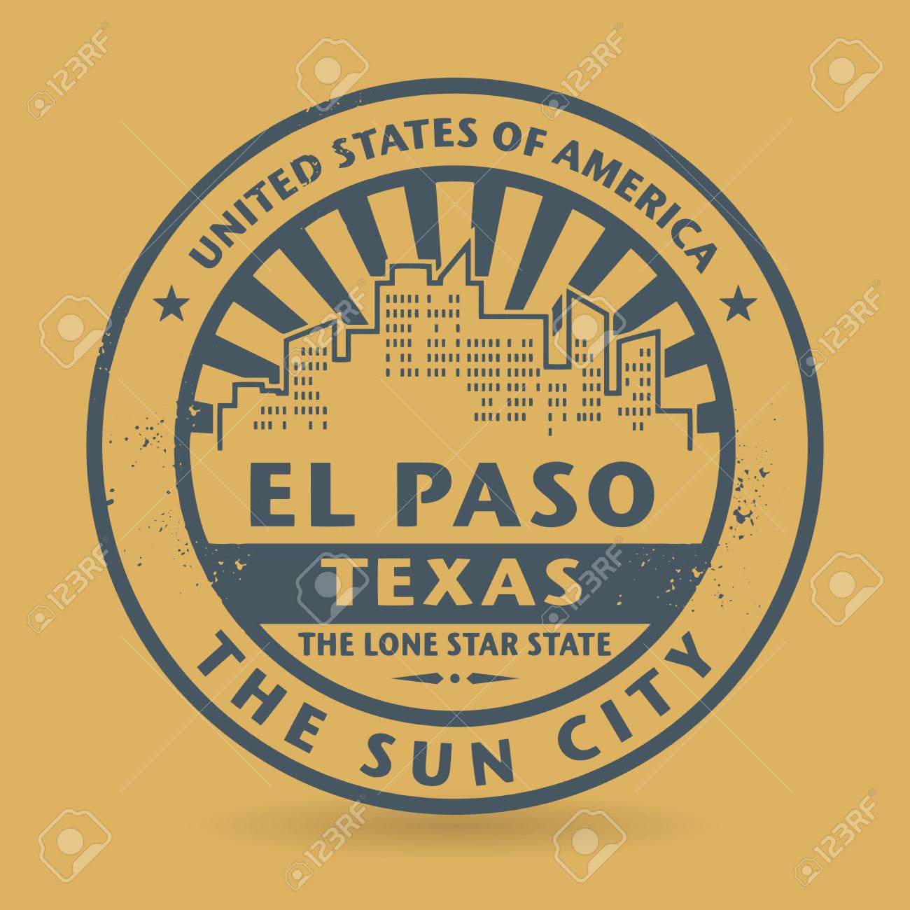 146 El Paso Stock Vector Illustration And Royalty Free El Paso Clipart.
