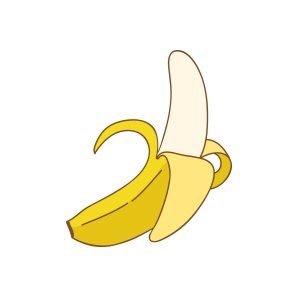 El plátano (@Avocacadus).