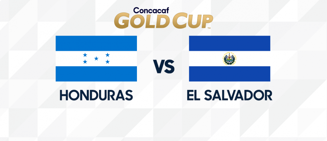 Honduras vs. El Salvador.