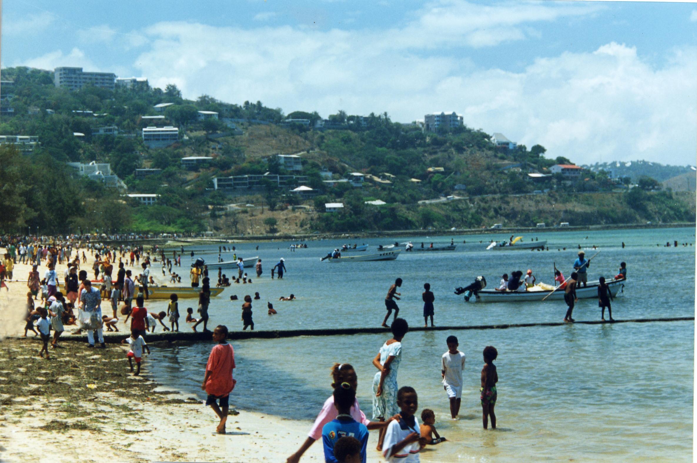 Ela Beach, Papua New Guinea 2019.