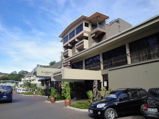 Ela Beach Hotel Port Moresby.