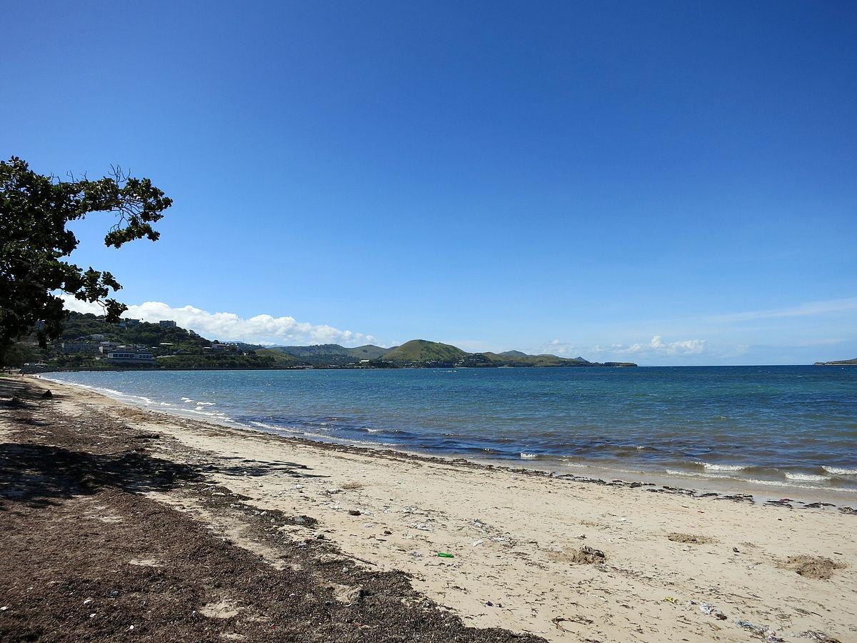 Ela Beach.