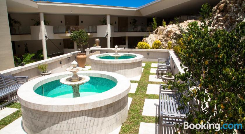 Ela Beach Hotel.