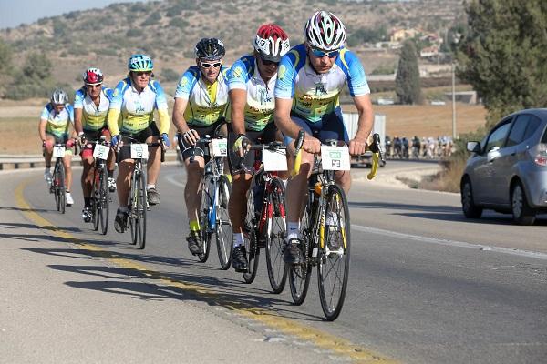 2019 ALYN Wheels of Love: Israel Charity Bike Event.