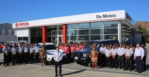 Ela Motors takes long.