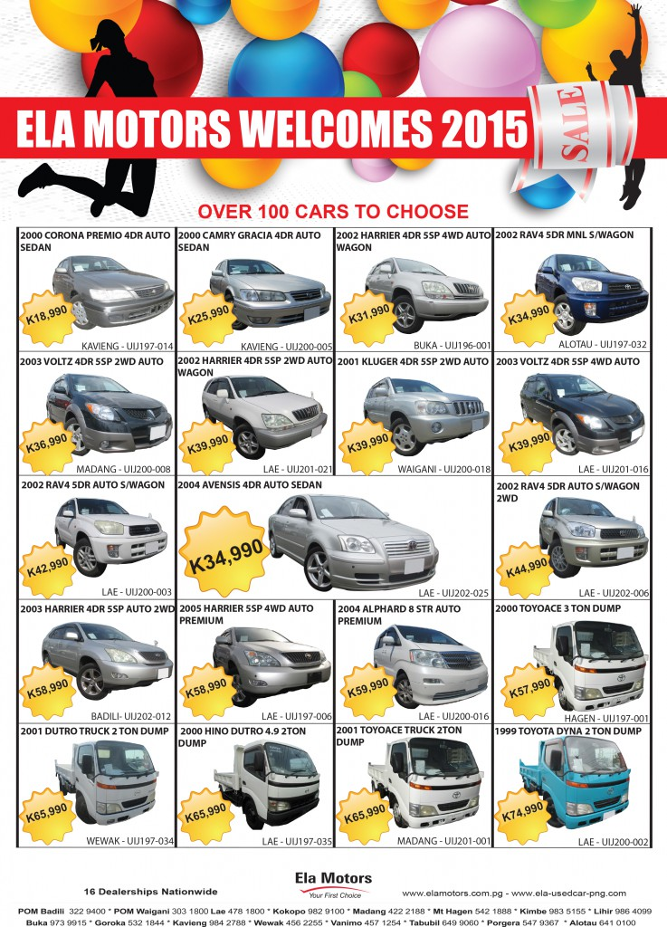 Ela Motors Used Cars.