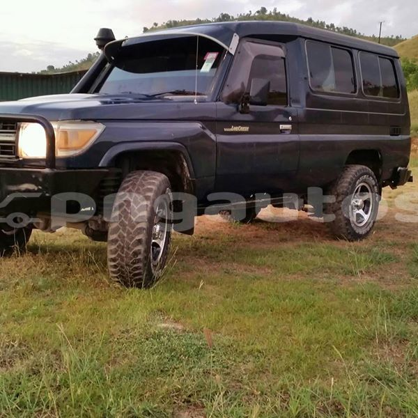 Buy Used Toyota Land Cruiser Other Car in Porgera in Enga.