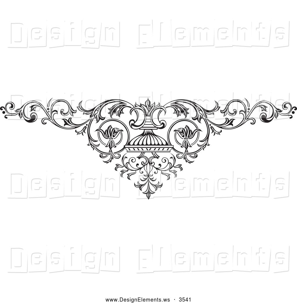 Elegant Design Clipart.