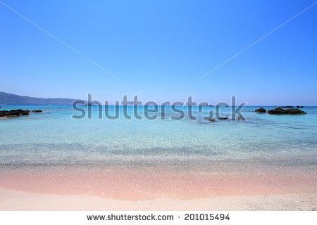 Crete Beach Stock Photos, Royalty.