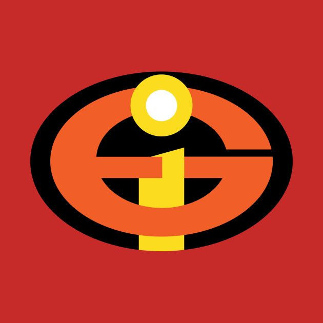 Check out this awesome Incredible Elastigirl Logo on.