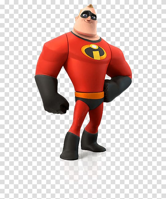 Mr. Incredible , Disney Infinity Elastigirl Mr. Incredible The.