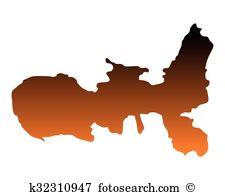 Elba Clip Art Vector Graphics. 36 elba EPS clipart vector and.