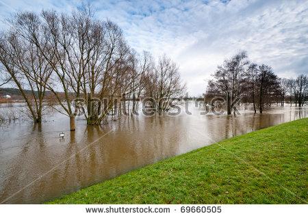 Elbe flood clipart #6