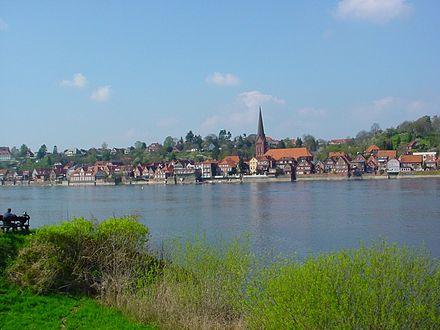 Lauenburg/Elbe.