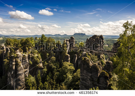 "elbe_sandstone_mountains"" Stock Photos, Royalty."