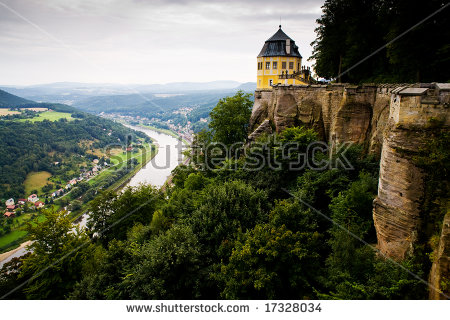 Saxon Switzerland Stock Photos, Royalty.
