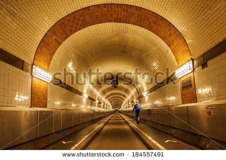 Elbe tunnel clipart #16