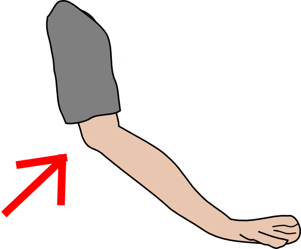 Elbow Clipart.
