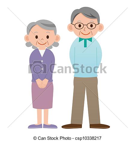 Elderly Illustrations and Clip Art. 9,766 Elderly royalty free.