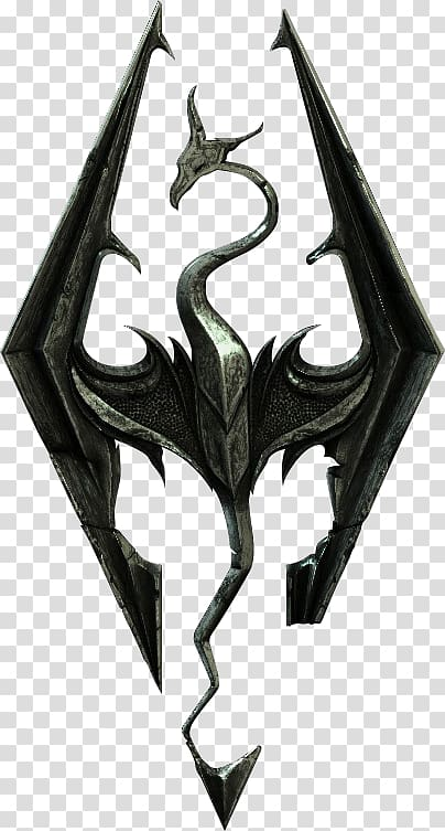 The Elder Scrolls V: Skyrim Logo Video game Decal, others.