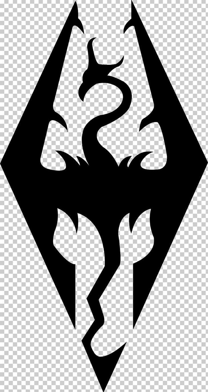 The Elder Scrolls V: Skyrim Oblivion Decal Sticker Logo PNG.
