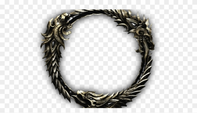 Elder Scrolls Online Logo Png, Transparent Png.
