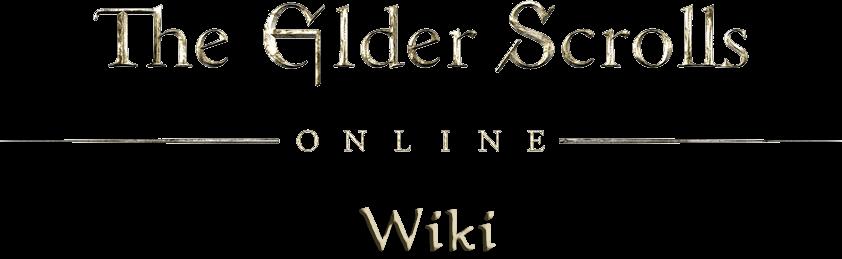 Elder Scrolls Online Wiki.