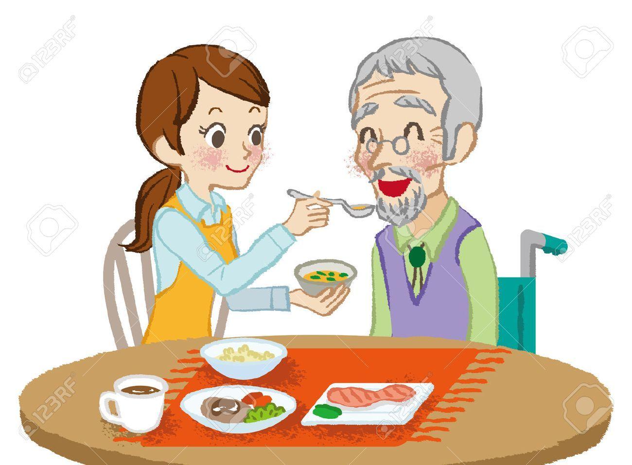 Elderly care clipart » Clipart Portal.