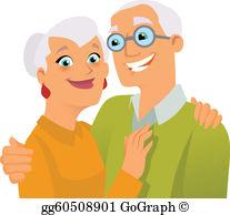 Elderly Clip Art.