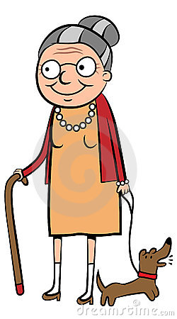 Elderly Clip Art Free.