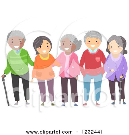 Elderly Clip Art Free.