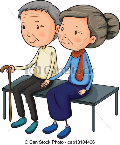 Old couple Illustrations and Clip Art. 5,816 Old couple royalty.