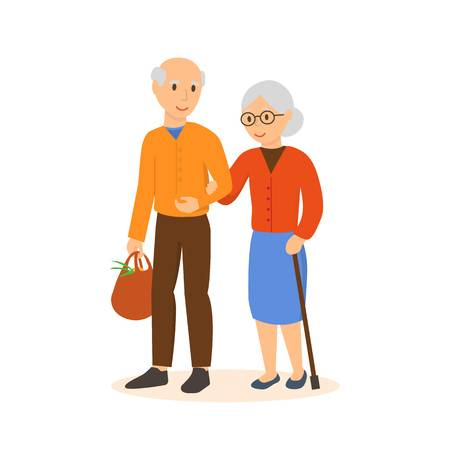 66,114 Elderly People Stock Illustrations, Cliparts And Royalty Free.