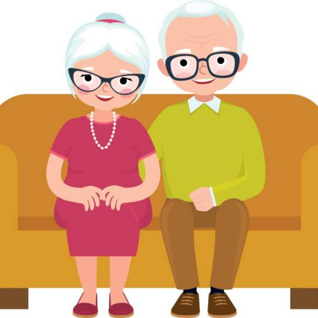 Elderly people clipart 5 » Clipart Portal.