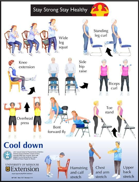 elderly physical activity outline clipart - Clipground