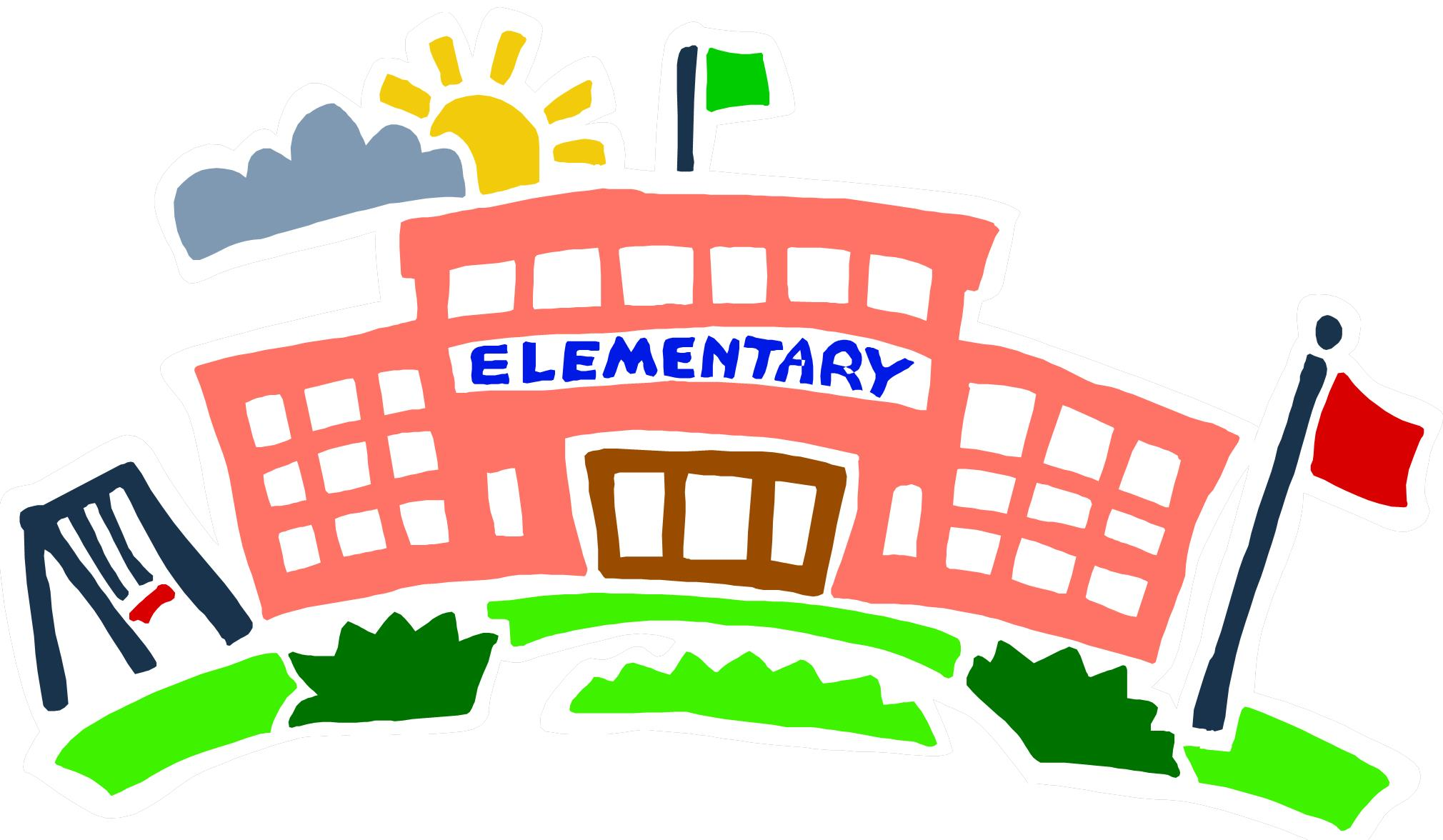 Elementary Clipart.
