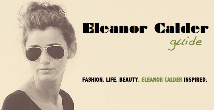 Eleanor Calder Guide.