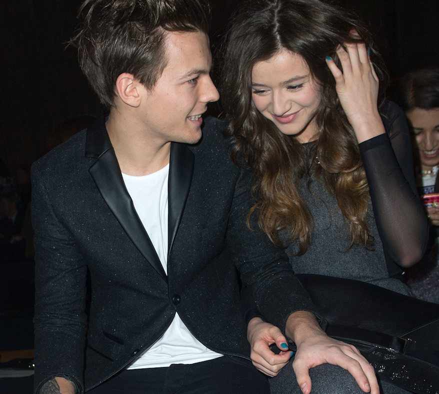 Louis Tomlinson Gets Tattoo For Eleanor Calder.