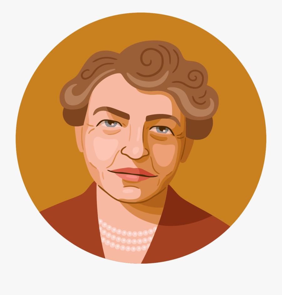 Eleanor Roosevelt , Free Transparent Clipart.