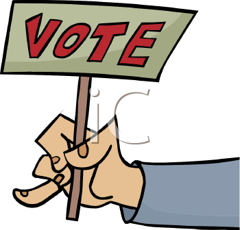 clipart election.